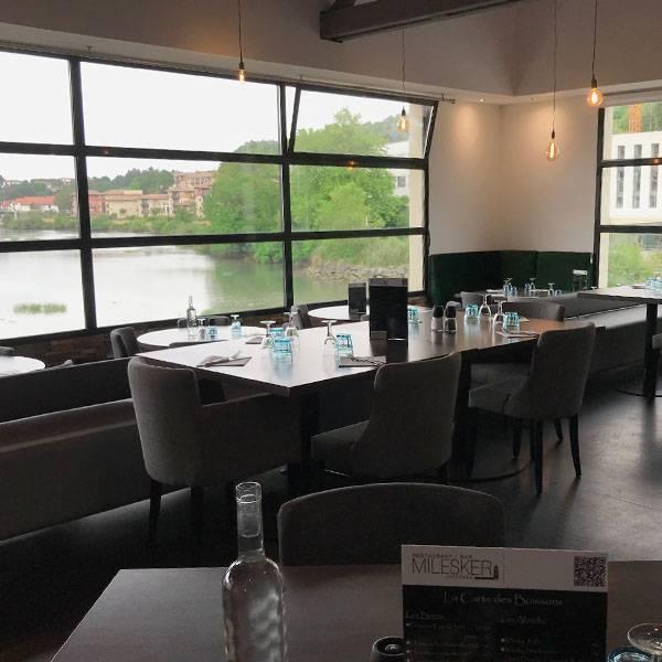 Restaurant - Milesker - Restaurant Urrugne
